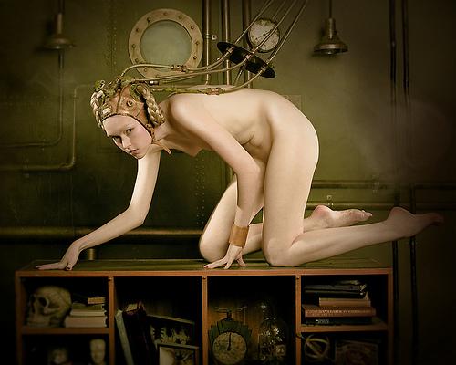Steam Nude 97